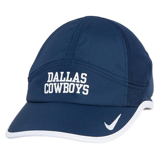 Dallas Cowboys Nike Womens Featherlight 2.0 Cap