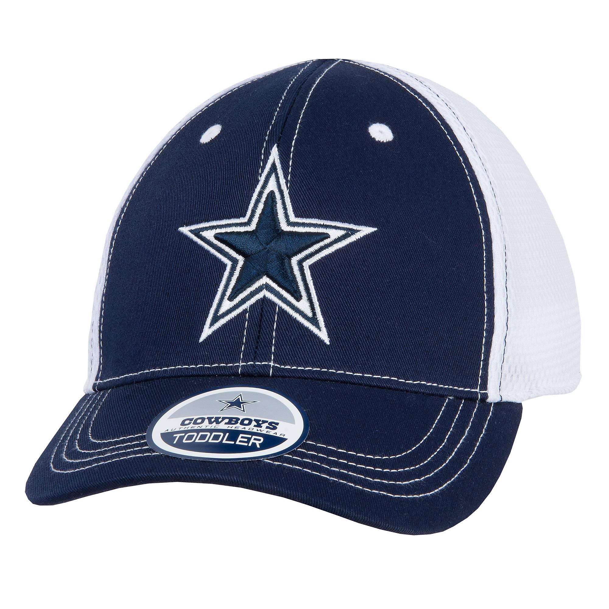 b74a90652 Dallas Cowboys Toddler OTA Cap | Fans United
