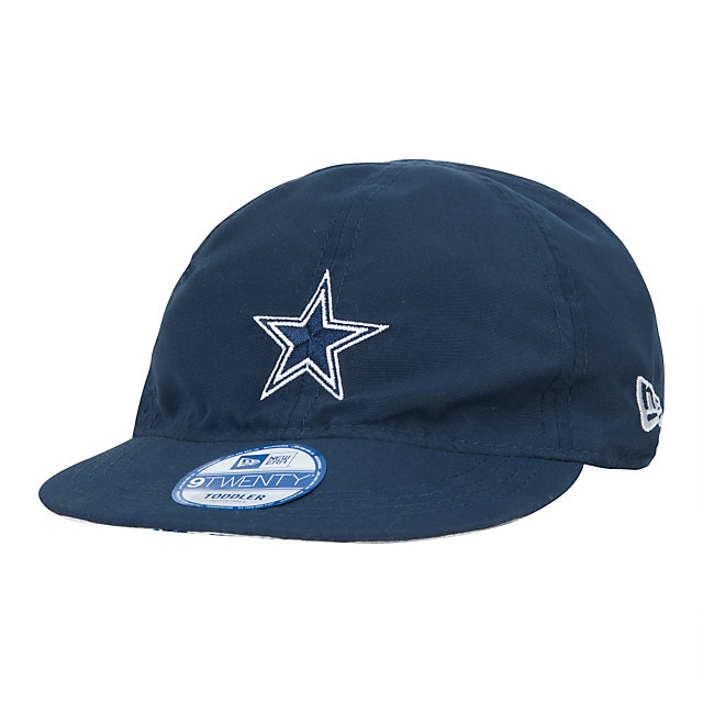 Dallas Cowboys New Era Junior Top Flip Cap