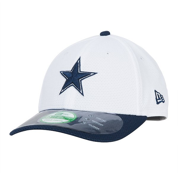 Dallas Cowboys New Era Junior Training 39Thirty Hat