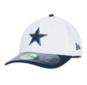 Dallas Cowboys New Era Junior Training 39Thirty Cap