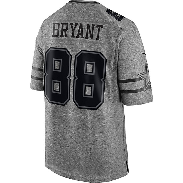 ... Dallas Cowboys Dez Bryant 88 Nike Gridiron Grey Jersey Gridiron  Collection Cowboys Catalog Dallas Cowboys Pro Dallas Cowboys Nike Mens NFL  ... 77f9ad0b3