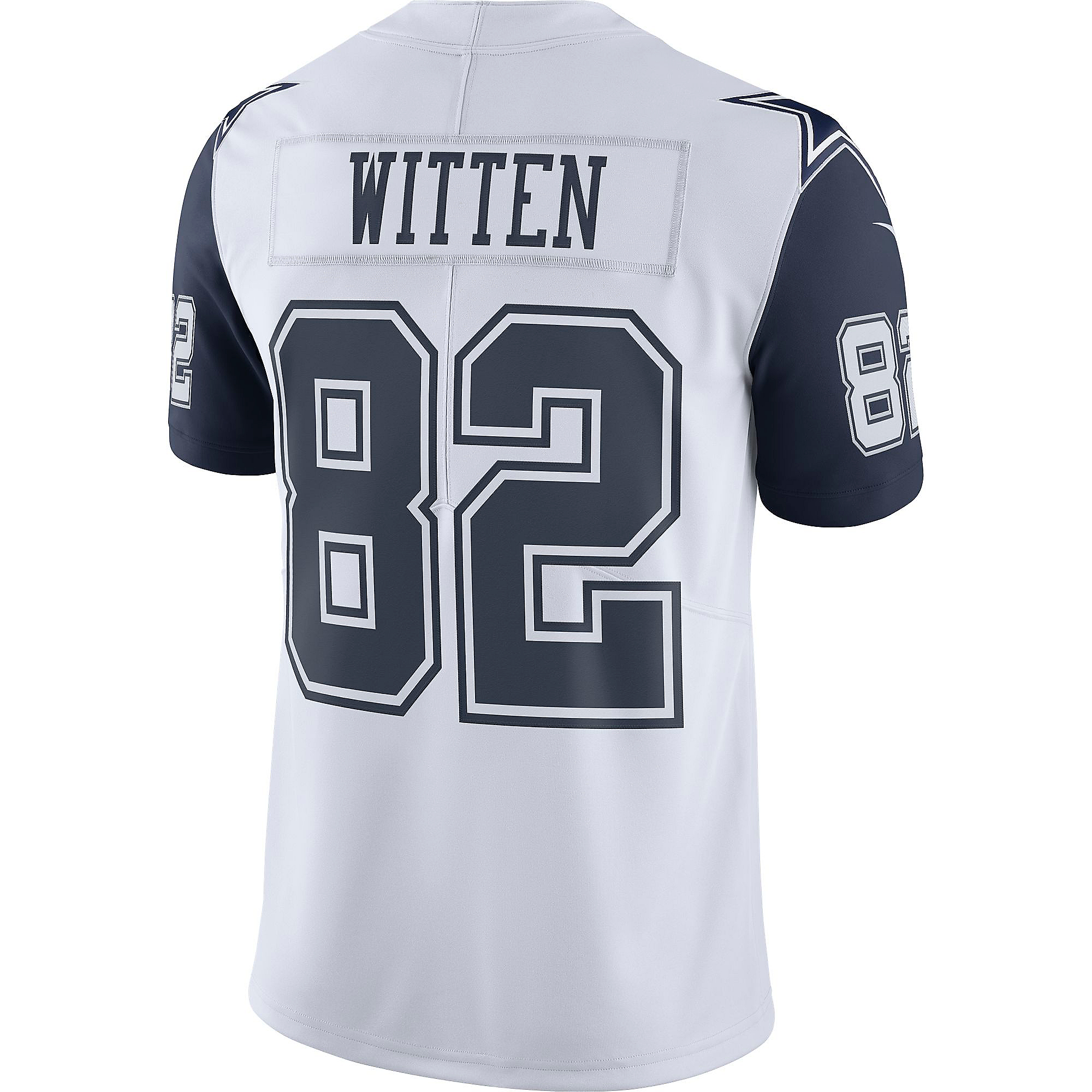 wholesale dealer 3d382 60806 Dallas Cowboys Jason Witten #82 Nike XC1 Color Rush Jersey | Dallas Cowboys  Pro Shop