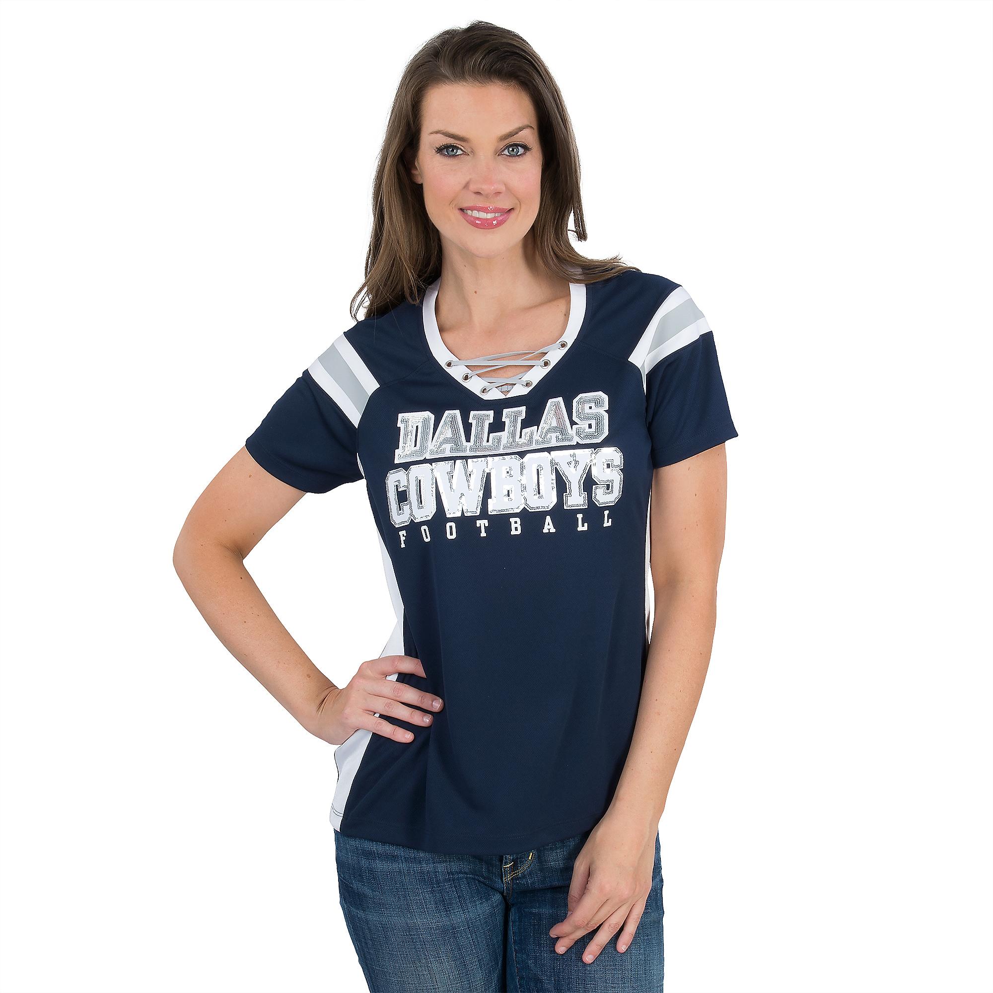 227cc021840 Dallas Cowboys Tammy Jersey | Dallas Cowboys Pro Shop