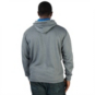 Dallas Cowboys Warren Performance Full-Zip Fleece Hoodie