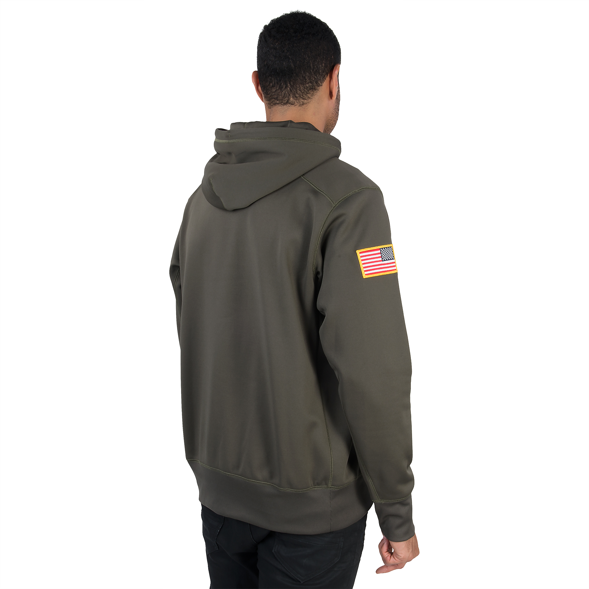 best sneakers 9741e 2cc54 Dallas Cowboys Nike Salute to Service KO Hoody | Fans United
