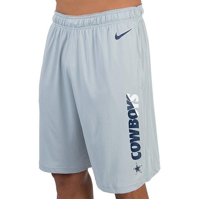 Dallas Cowboys Nike Fly 3.0 Practice Shorts