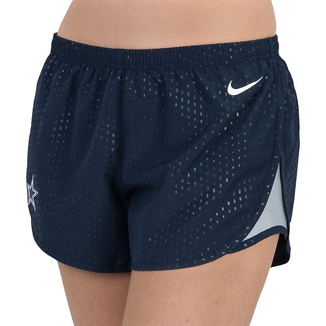 Dallas Cowboys Nike Womens Mod Tempo Shorts