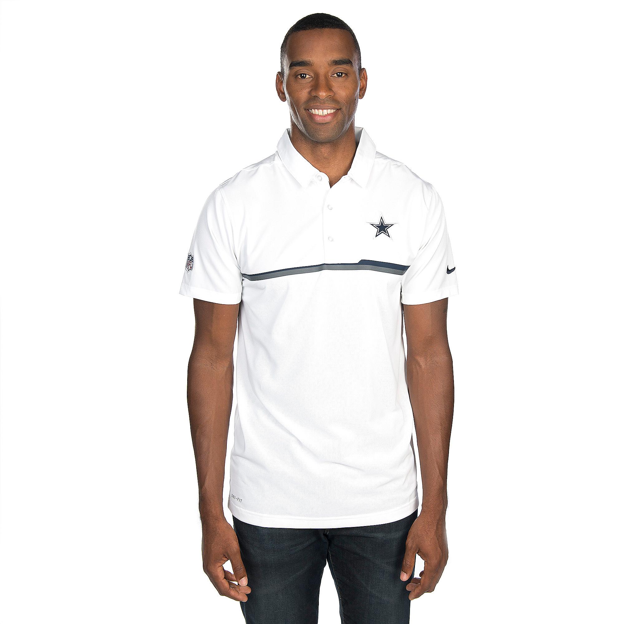 Dallas Cowboys Nike Elite Polo