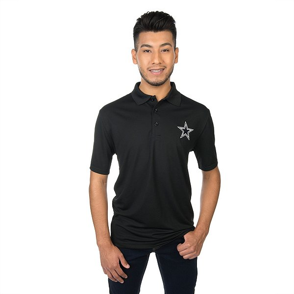 Dallas Cowboys Logo Premier Polo
