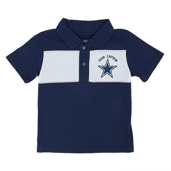 Dallas Cowboys Toddler Billee Polo