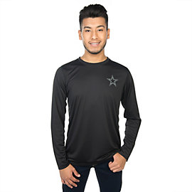 Dallas Cowboys Madsen Performance Long Sleeve Tee