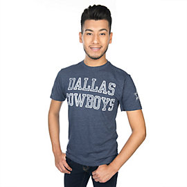 Dallas Cowboys Coaches Fader Tee