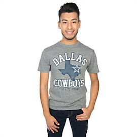 Dallas Cowboys Texas Cowboys Tee