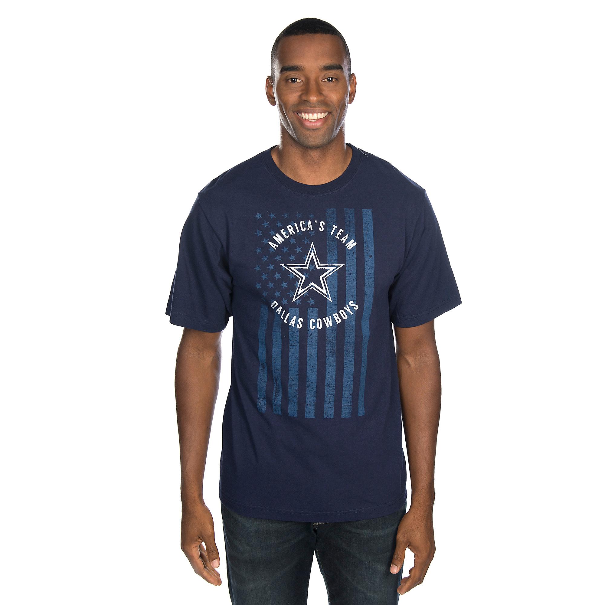 Dallas Cowboys American Soldier T-Shirt
