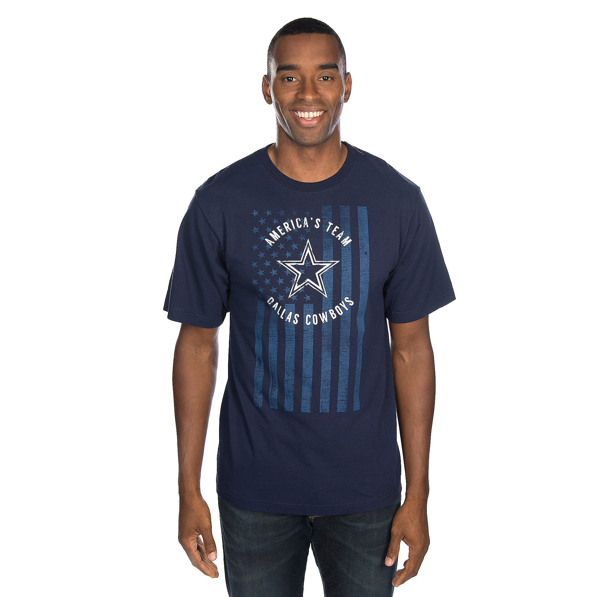 Dallas Cowboys American Soldier T-Shirt
