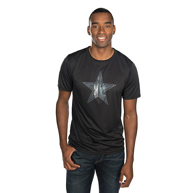 Dallas Cowboys Shock Volt Star Tee