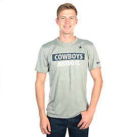 Dallas Cowboys Nike Just Do It Tee