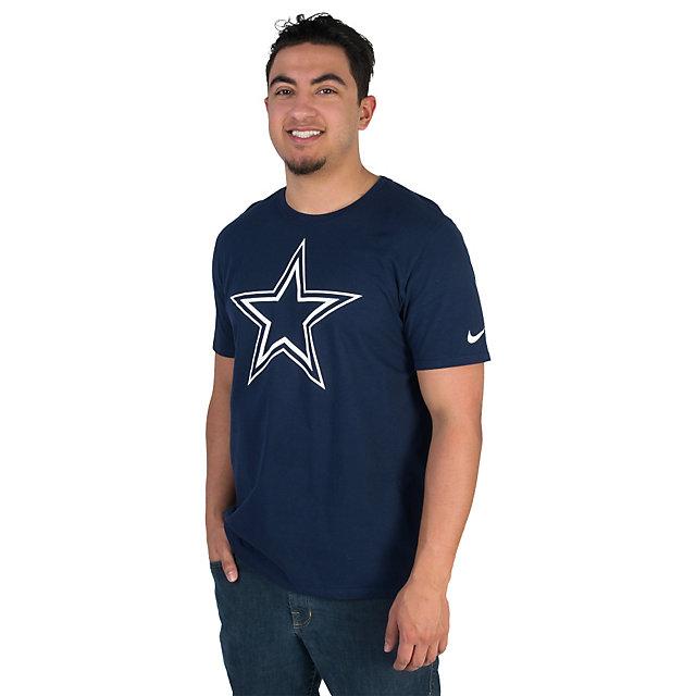 Dallas Cowboys Nike Essential Logo Tee