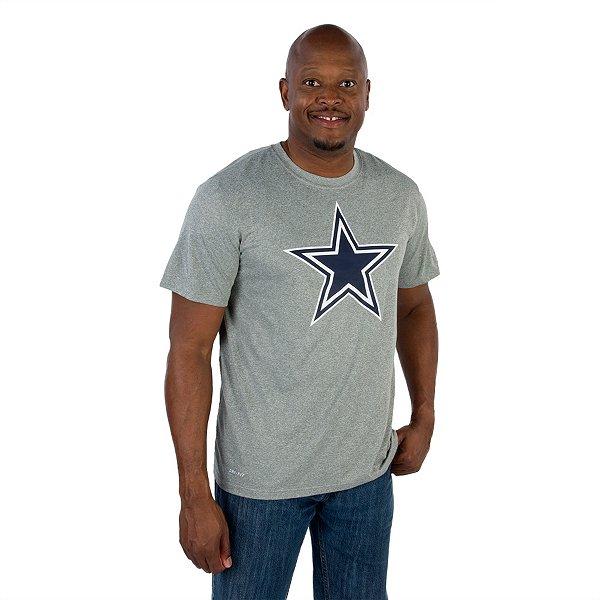 Dallas Cowboys Nike Mens Legend Logo Essential 3 Tee