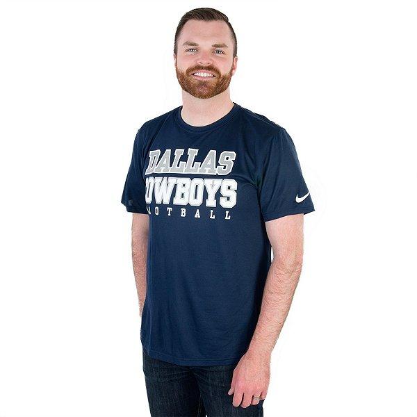 Dallas Cowboys Nike Mens Legend Practice 2.0 T-Shirt