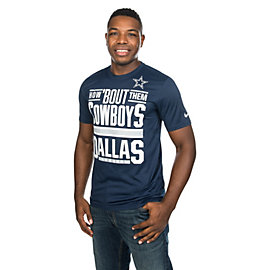 Dallas Cowboys Nike Local Fans Tee