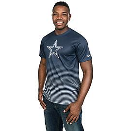 Dallas Cowboys Nike New Day Enhanced Performance Tee