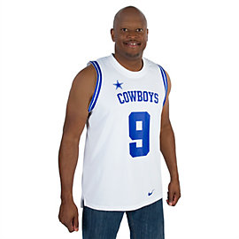 Dallas Cowboys Tony Romo #9 Nike Player Tank