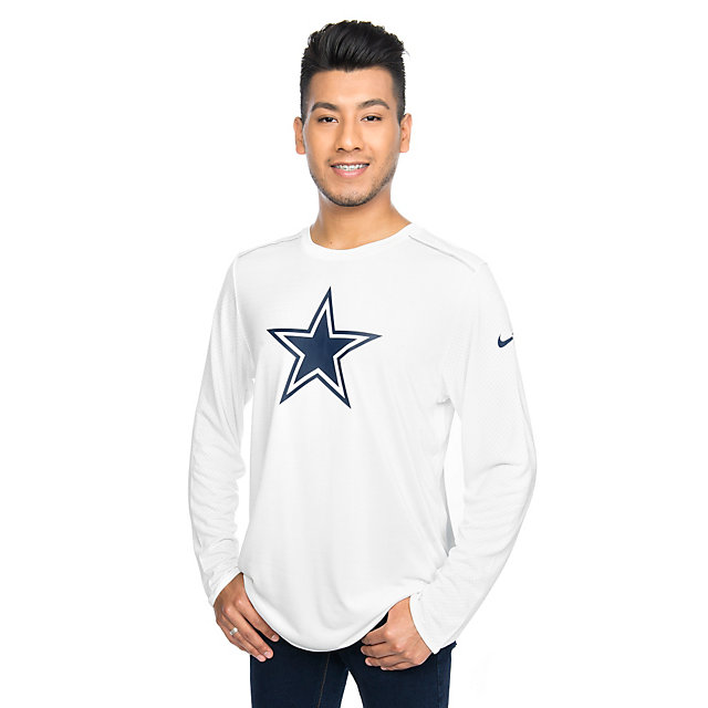 Dallas Cowboys Nike Player Long Sleeve Top