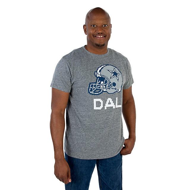 Dallas Cowboys 8Bit Helmet Tee