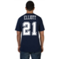 Dallas Cowboys Nike Mens Ezekiel Elliott Name and Number Tee