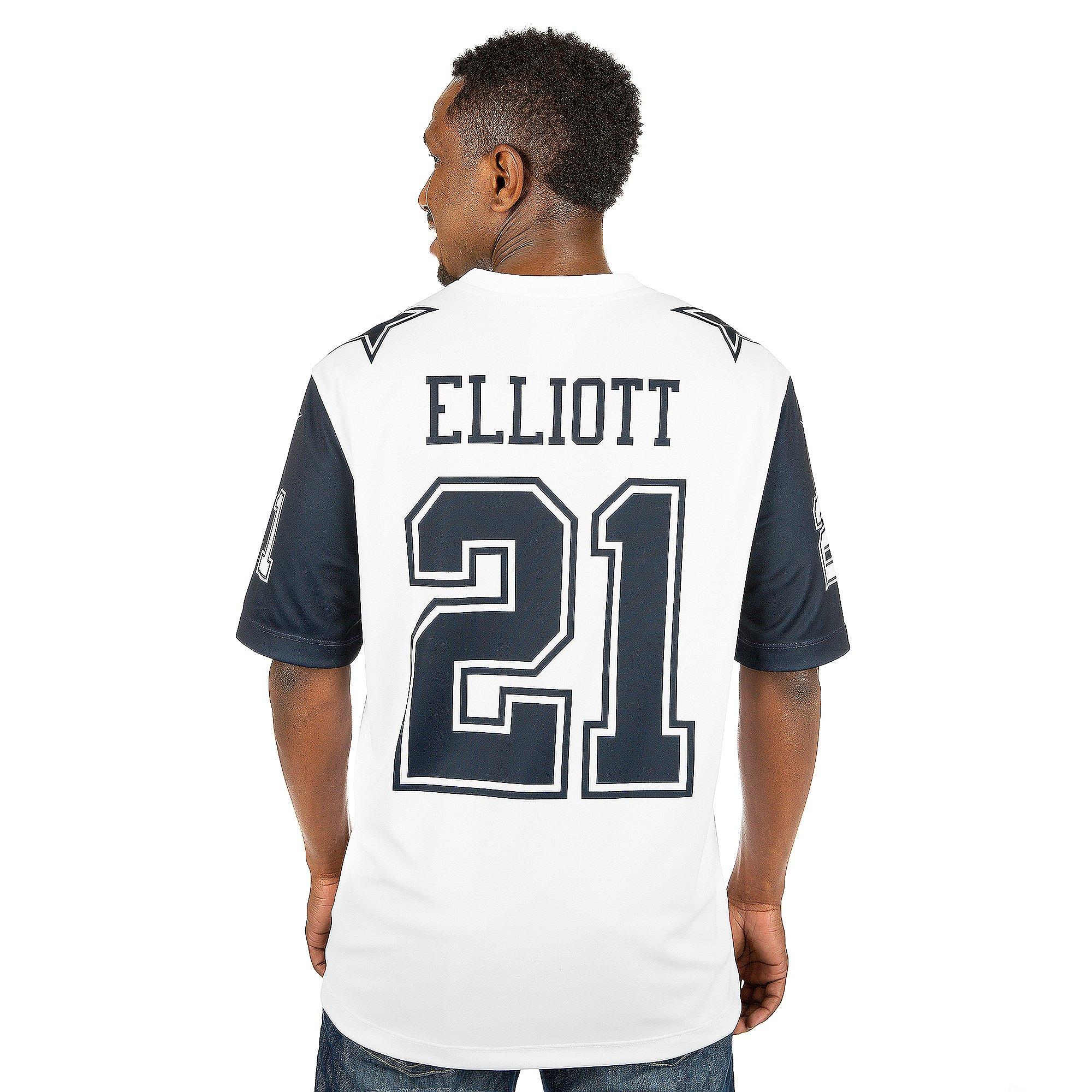 elliott color rush jersey
