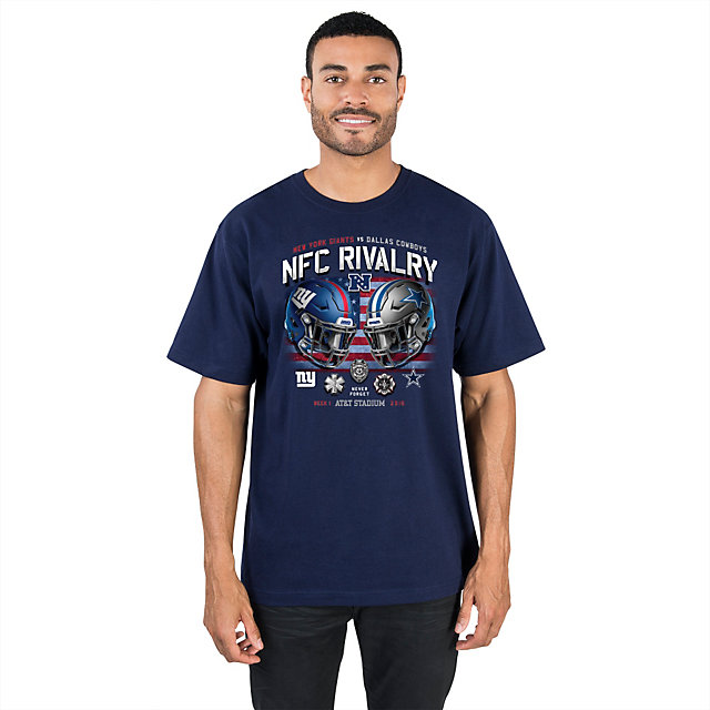Dallas Cowboys 2016 Giants Game Day Tee