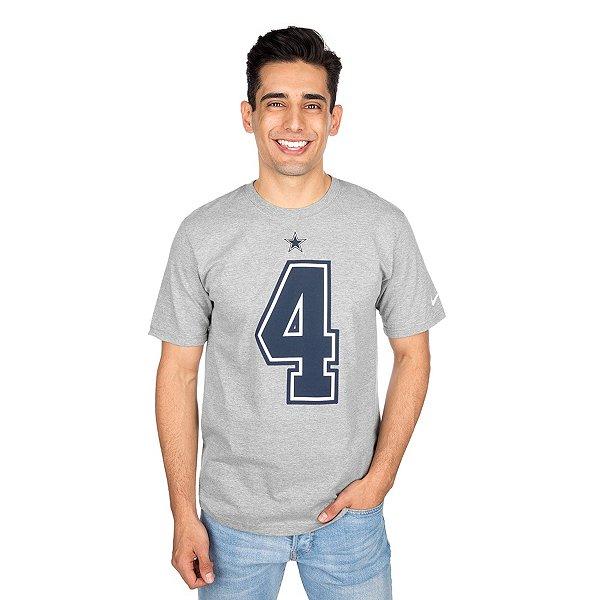Dallas Cowboys Nike Dak Prescott #4 Player Pride Tee