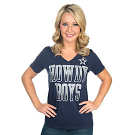 Dallas Cowboys Howdy Tee