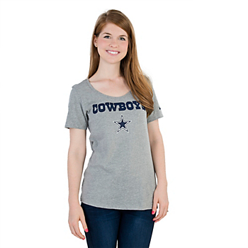 Dallas Cowboys Nike Lockup Tee