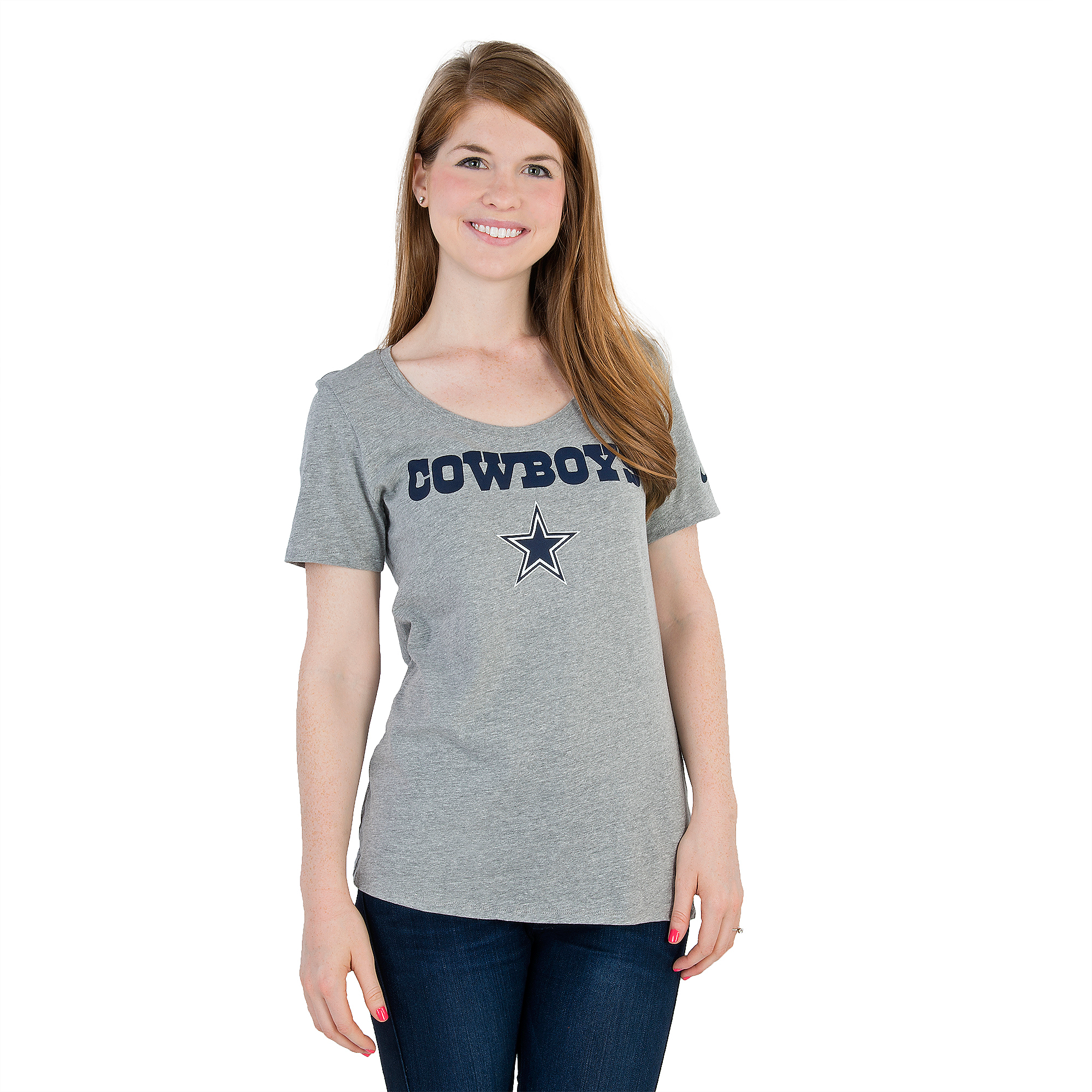 Dallas Cowboys Nike Lockup Tee