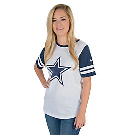 Dallas Cowboys Nike Gear Up Modern Fan Top
