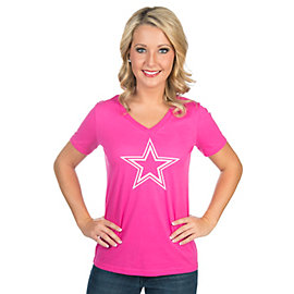 Dallas Cowboys Logo Premier Tee