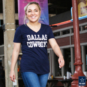 Dallas Cowboys Womens Coaches Too Tee
