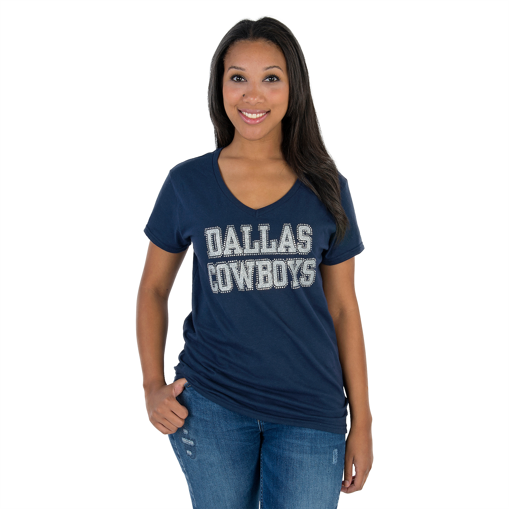 Dallas Cowboys Bling Tee