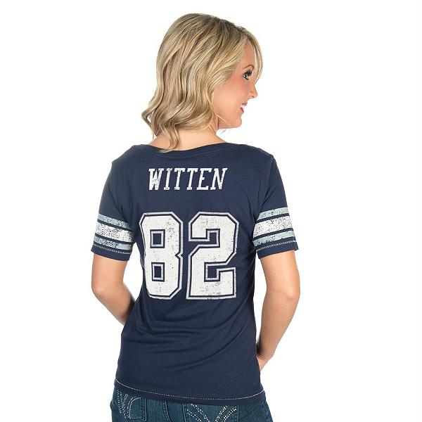 Dallas Cowboys Newcomb Jason Witten Tee
