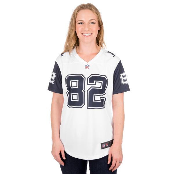 Dallas Cowboys Womens Jason Witten #82 Nike XC2 Color Rush Tee