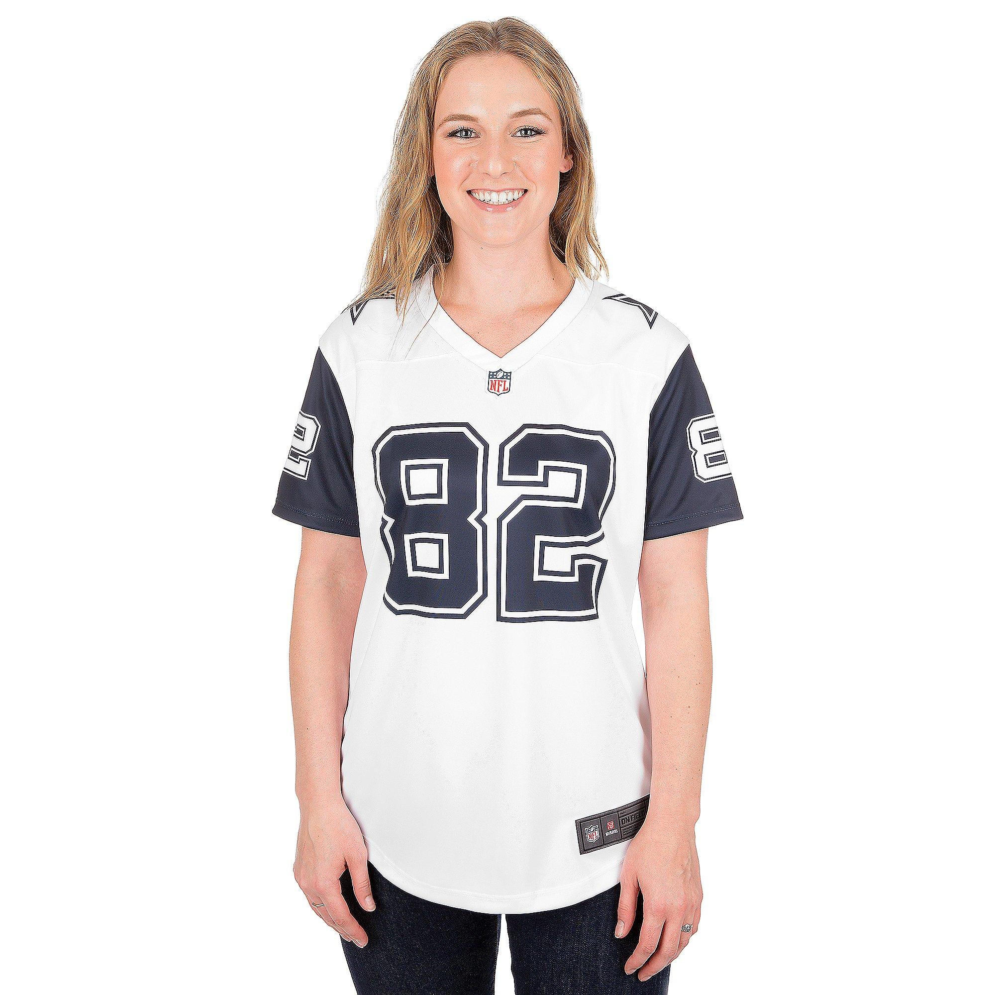Dallas Cowboys Womens Jason Witten #82 Nike XC2 Color Rush Jersey
