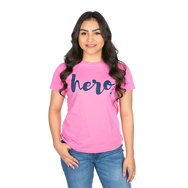 Dallas Cowboys More Than Pink Arcadia Tee
