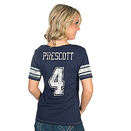 Dallas Cowboys Newcomb Dak Prescott Tee