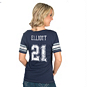 Dallas Cowboys Womens Newcomb Ezekiel Elliott T-Shirt