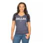 Dallas Cowboys Ezekiel Elliott #21 Dallas Name & Number Tee