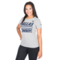 Dallas Cowboys Nike Womens Team Stripe Tee