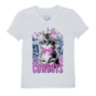 Dallas Cowboys Girls Kaplan Tee